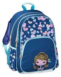 Рюкзак <b>Hama LOVELY GIRL синий</b>/голубой 00139091: купить за ...