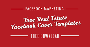 New Real Estate Facebook Cover Templates Free Real