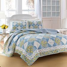 31 best Quilted Bedspreads images on Pinterest | Quilt, 3 piece ... & This pre-washed for softness Laura Ashley quilt features a vintage Laura  Ashley print in Adamdwight.com