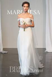 off the shoulder wedding dresses brides