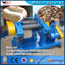 Hot Item Tsr 20 Natural Rubber Sheeting Cleaning Machine