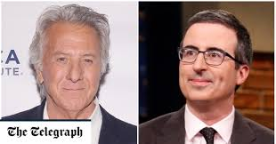 John Oliver confronts Dustin Hoffman about sexual harassment claims: 'you  were creeping around women'