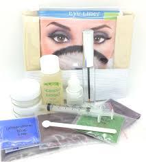 diy eye liner making craft kit