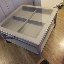 Ikea glass coffee table has a number of advantages, most important of which can be. Best Ikea Gray Glass Top Coffee Table For Sale In Orem Utah For 2021