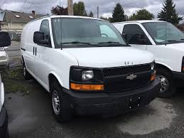 Used 2007 Chevrolet Express Cargo Van RWD 2500 135 for Sale in ...