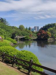 shinjuku gyoen national garden tokyo here where i ve been impressed the most during my trip to japan