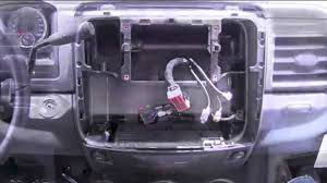 how to remove dash 2013 2014 dodge ram 1500 and install new stereo 2015 Ram 1500 Speaker Wiring Diagram how to remove dash 2013 2014 dodge ram 1500 and install new stereo youtube wiring diagram for speaker 2015 ram 1500