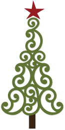 Top 20 Christmas Tree OutlineChristmas Tree Outline Clip Art