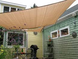 sun sail shade for blocks uv sun rays rectangle sun sail shade in brown with