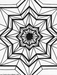 Small Picture Epic Kaleidoscope Coloring Pages 76 About Remodel Free Colouring