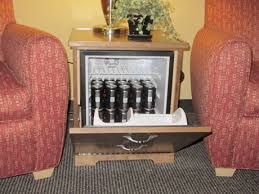 refrigerator end table. mantable-open refrigerator end table t