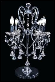 chandelier table lamp black black crystal chandelier style table lamp finding with regard to designs black chandelier table lamp