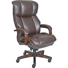 Office Chairs Pictures LaZBoy Fairmont Big And Tall ComfortCore Traditions Executive Office Chair Biscuit Chairs Pictures