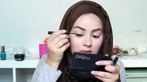 make up tutorial hijab tutorial outfit of the day hijab hills