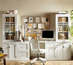 pottery barn home office. Logan Small Office Suite Pottery Barn Home
