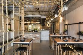 Bar interior  biasol design studio jury cafe melbourne australia