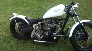 for sale 1970 triumph tiger 650 bobber youtube
