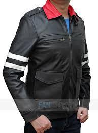 alex mercer jacket prototype leather jacket