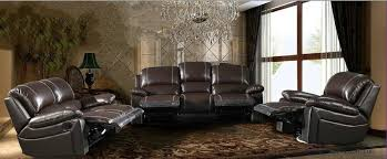 best of reclining leather sofa sets with chic reclining leather sofa sets gray sofa set gray