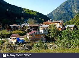 Camili Stadt im Bezirk borçka in der Provinz Von artvin Stockfotografie -  Alamy