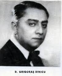 PORTRET: Grigoraş Dinicu – violonist legendar, ultimul lăutar al  Bucureştiului boem – Radio România Cultural