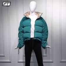 Fitaylor <b>Winter Warm</b> Down Jacket Bread Coat Women Double Side ...
