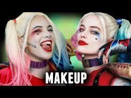 harley quinn epic makeup tutorial squad costume idea 2016