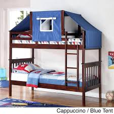 bunk bed tent bunk bed tent kit bed sold separately top bunk bed tent diy