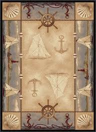 happy coastal rugs nautical suddenly area rug beach 3 5 round residenciarusc com