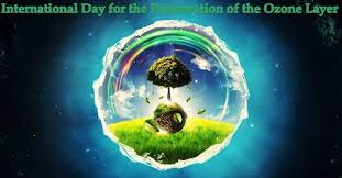 international ozone day caring for all life under the sun to combat the effects an international treaty known as the montreal protocol was agreed on 16 1987 and entered into force on 1 1989
