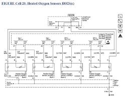 98 o2 sensor wiring diagram corvetteforum chevrolet corvette