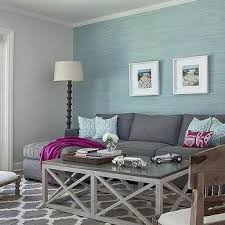 Gray Living Room Simple Ideas