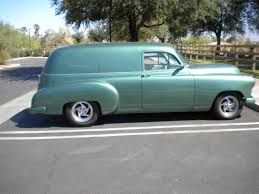 1949 to 1951 Chevrolet Sedan Delivery for Sale on ClassicCars.com ...