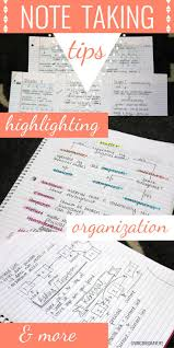 17 best ideas about college tips study tips college note taking tips