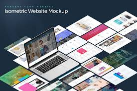 What Is A Design Template How To Customize A Website Mockup Template Design Shack