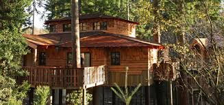 Enjoy A Luxury Break In A Beautiful Woodland Treehouse  Center ParcsLongleat Treehouse