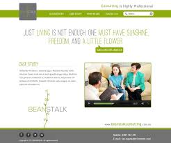 Iconic Website Design Modern Upmarket Industry Web Design For A Company By