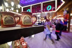 Central Park Christmas Lights Bryan Tx Santas Wonderland Celebrates Its 20th Anniversary This