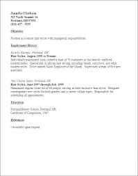 Hair Stylist Cover Letter Resume Apprentice Examples New