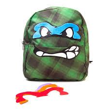 ninja turtles ninja mask backpack mult