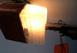 garage door opener bulbTips on Changing the Light Bulb in Your Garage Door Opener