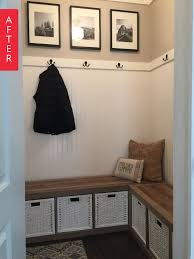 Before & After: Mudroom Makeover