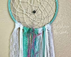 Beach Dream Catchers Mermaid dreamcatcher Etsy 45