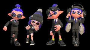 Splatoon 2s New Spy Gear From Corocoro Shown Off Nintendo