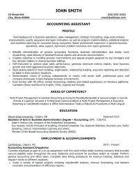 Entry Level Accounting Resume Sample – Resume Sample Web