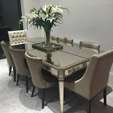 seater dining table and chairs  creative furniture design idea