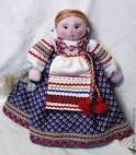 Национальная кукла русская 45