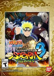 Naruto Shippuden: Ultimate Ninja Storm 3 Full Burst | Game Grumps Wiki