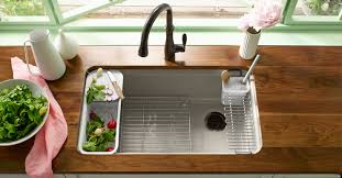 Farmhouse 25 Copper Apron Front Sink 25Inch  Native Trails25 Inch Undermount Kitchen Sink