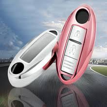 <b>Чехол</b> для автомобильного <b>ключа из</b> ТПУ для Nissan Qashqai ...